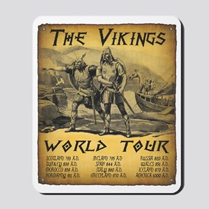 Viking World Tour Mousepad