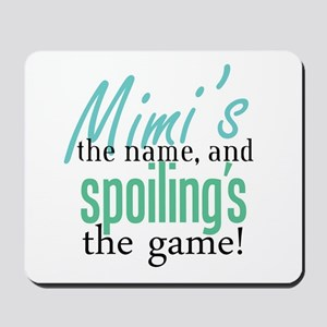 Mimi's the Name! Mousepad
