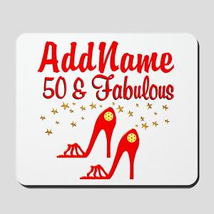FANTASTIC 50TH Mousepad