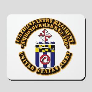 COA - 175th Infantry Regiment Mousepad