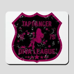 Tap Dancer Diva League Mousepad