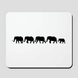 ELEPHANT LINE Mousepad