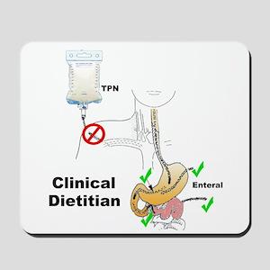 Clinical Dietitian Mousepad