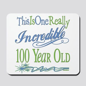 Incredible 100th Mousepad