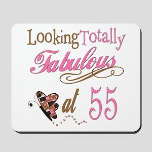 Fabulous 55th Mousepad