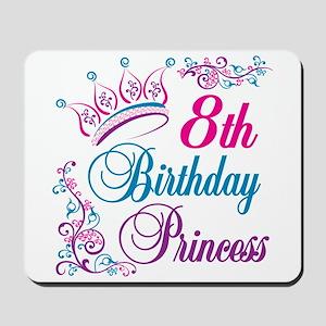 8th Birthday Mousepad