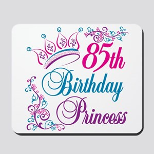 85th Birthday Princess Mousepad