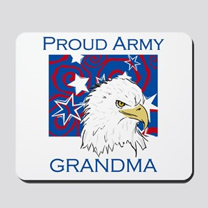 Proud Army Grandma Mousepad