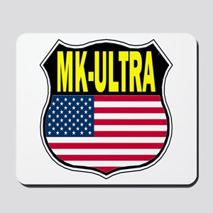 PROJECT MK ULTRA Mousepad