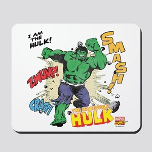 Hulk Smash Mousepad