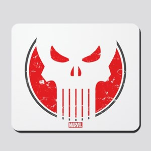 Punisher Icon Mousepad