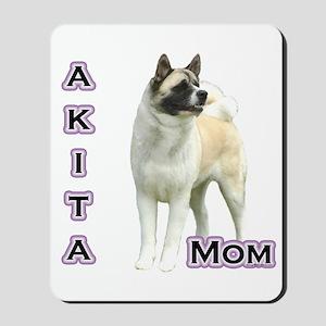 Akita Mom4 Mousepad