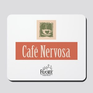 Frasier: Cafe Nervosa Mousepad