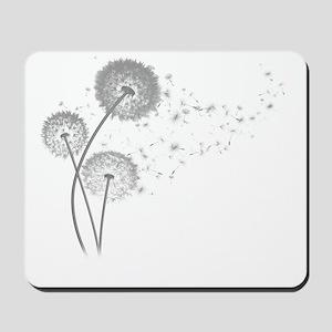 Dandelion Wishes Mousepad