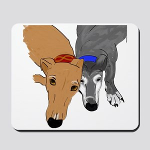 Drawn Together Mousepad