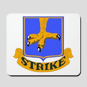 DUI - 2nd Bn - 502nd Infantry Regt Mousepad