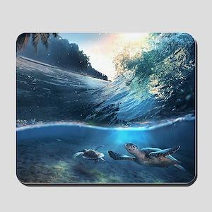 Sea Turtles Mousepad