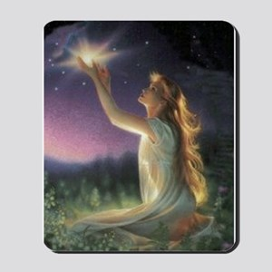 Wishes Amongst The Stars Mousepad
