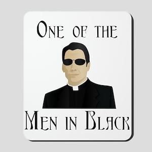 Men in Black Mousepad
