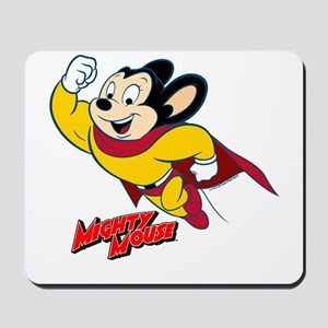 Mighty Mouse Logo14 Mousepad