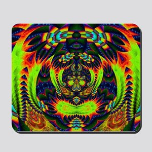 Psychedelic NeuLight n1 Mousepad