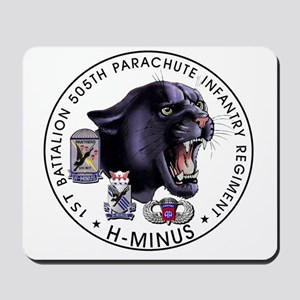 Panther v2_1st-505th Mousepad