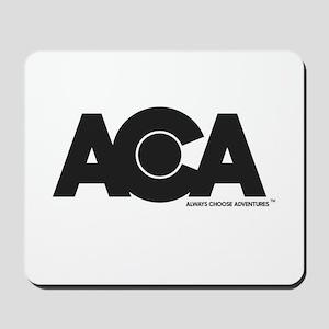 B&L ACA Logo Mousepad