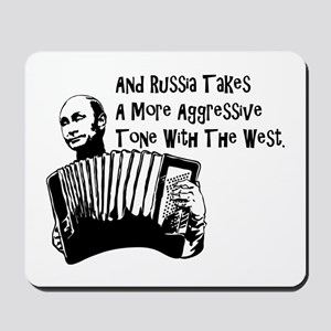 A different tone. Mousepad