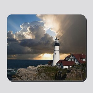 Lighthouse Lookout Mousepad
