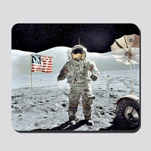 Moon Walk Mousepad