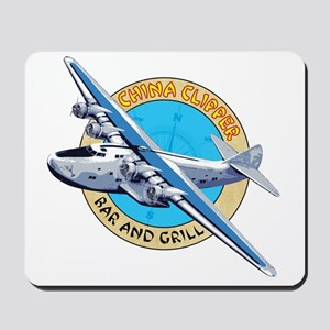 China Clipper Bar and Grill Mousepad