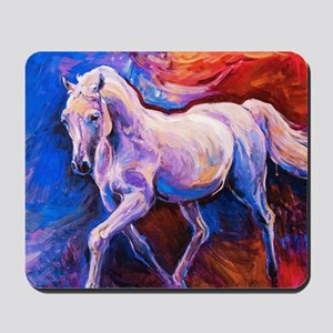 Horse Painting Mousepad