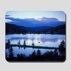 Mountain Lake Mousepad