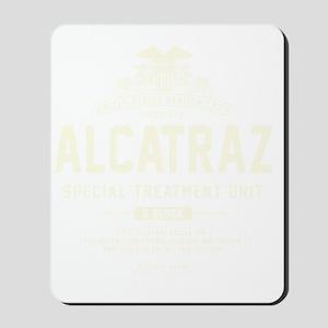 Alcatraz S.T.U. Mousepad