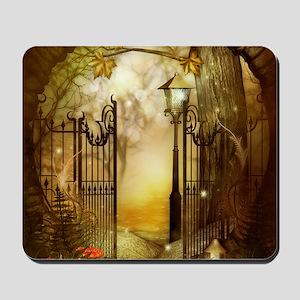 Fairy Woodlands 8 Mousepad