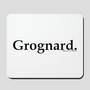 Grognard Mousepad