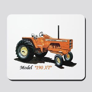 Antique Tractors Mousepad