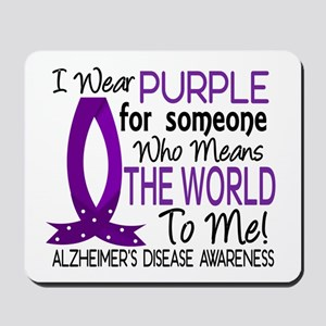 Means World To Me 1 Alzheimer's Disease Shirts Mou