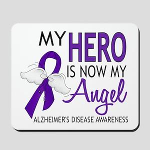Alzheimers Hero Now My Angel Mousepad