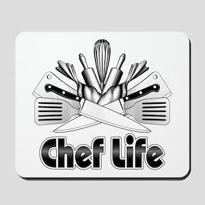 Chef Life Mousepad
