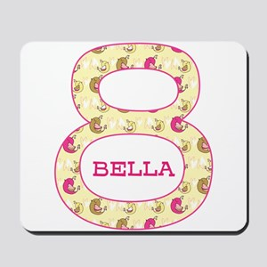 8th Birthday Personalized Mousepad