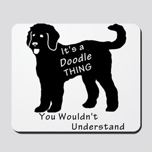 It's a Doodle Thing Mousepad