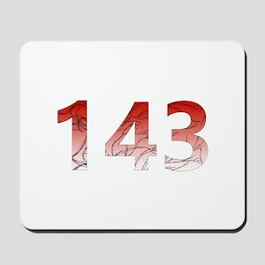 143 Mousepad