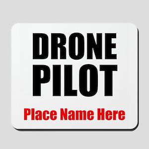 Drone Pilot Mousepad
