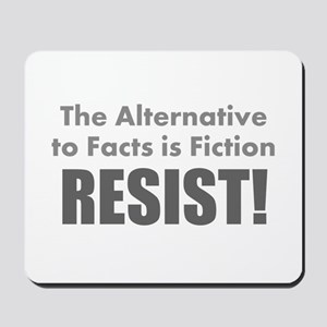 Just the Facts Mousepad
