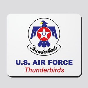 United States Air Force Thunderbirds Mousepad