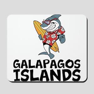 Galapagos Islands Mousepad