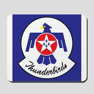 U.S. Air Force Thunderbirds Mousepad