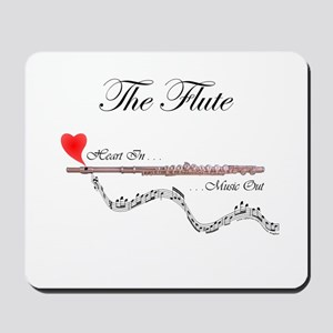 'The Flute' Mousepad