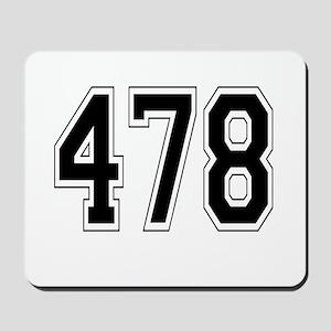 478 Mousepad